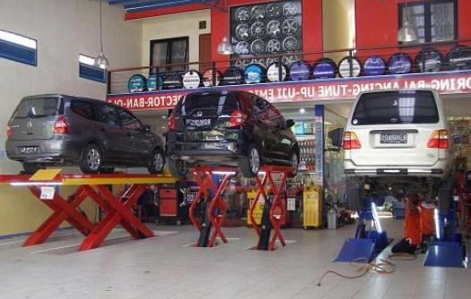 Pilihan Bisnis di Bidang Otomotif Yang Menjanjikan